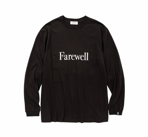 Farewell Long Sleeve T-Shirt<img class='new_mark_img2' src='//img.shop-pro.jp/img/new/icons8.gif' style='border:none;display:inline;margin:0px;padding:0px;width:auto;' />