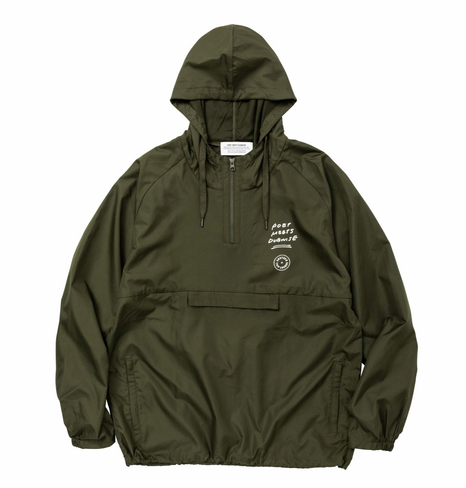 PMD Pull Windbreaker<img class='new_mark_img2' src='https://img.shop-pro.jp/img/new/icons8.gif' style='border:none;display:inline;margin:0px;padding:0px;width:auto;' />