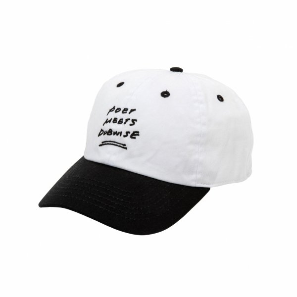 PMD Baseball Low Cap Two Tone<img class='new_mark_img2' src='https://img.shop-pro.jp/img/new/icons8.gif' style='border:none;display:inline;margin:0px;padding:0px;width:auto;' />