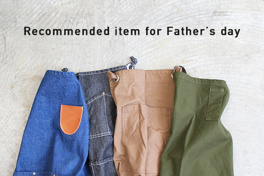Recommended item for Father's day
