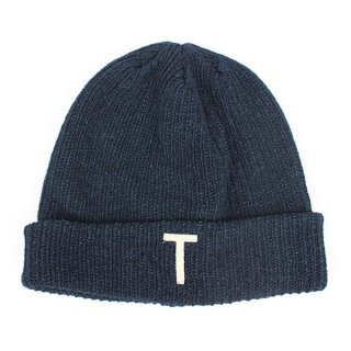 BEAT INTIAL KNIT CAP