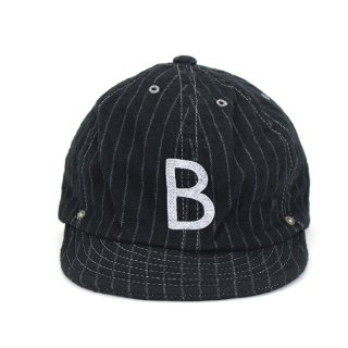 BALL CAP-STRIPE-