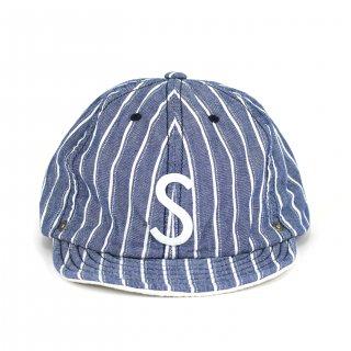 BALL CAP -STRIPE-