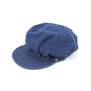 DENIM WORK CAP