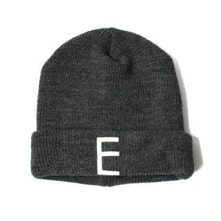 BEAT INITIAL KNIT CAP