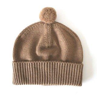 Tasseled Knit Watch Cap