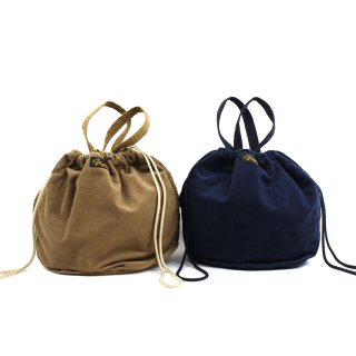 【直営店限定】 CORDUROY PATIENTS BAG