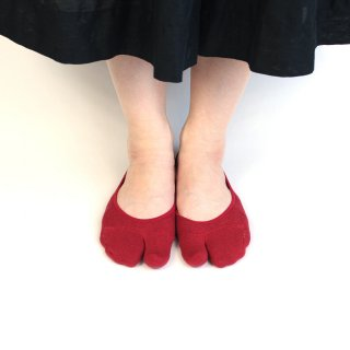 LINEN TABI FOOT COVER