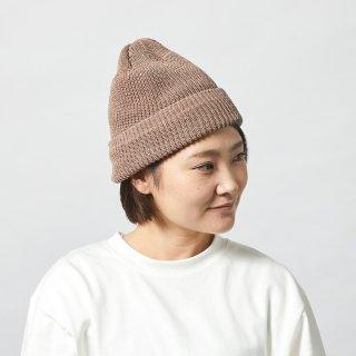 LINEN KNIT CAP