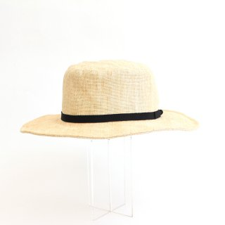 PAPER CLOTH FLAT HAT(COMESANDGOES)