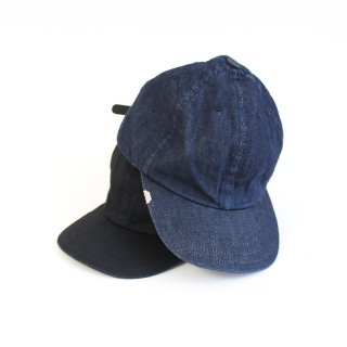 LEATHER BUCKLE CAP