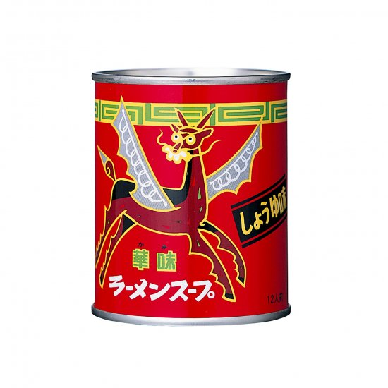 ラーメンスープ華味しょうゆ味240g