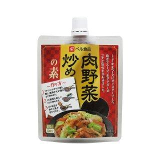 肉野菜炒めの素80g
