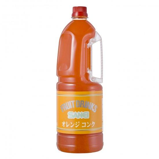 三栄フルーツコンクオレンジ1.8L