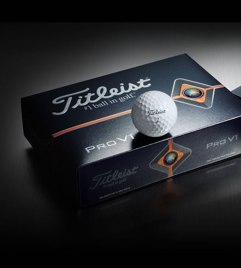 <img class='new_mark_img1' src='https://img.shop-pro.jp/img/new/icons13.gif' style='border:none;display:inline;margin:0px;padding:0px;width:auto;' />Titleist ProV1<br />FPロゴ入りボール<br />(1ダース)