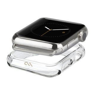 【Apple Wacth本体をしっかりガード】Case-mate 38mm Apple Watch Tough Naked Bumper