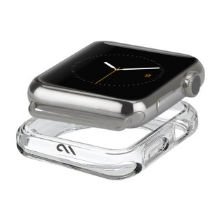 【Apple Wacth本体をしっかりガード】Case-mate 42mm Apple Watch Tough Naked Bumper