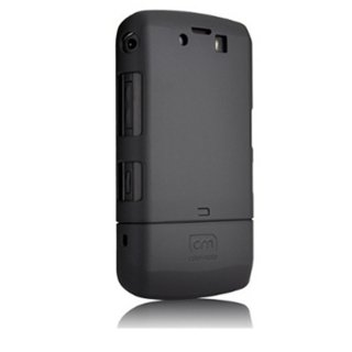 【シンプルなハードケース】 BlackBerry Storm 2 9520/9550 Smooth Case Black