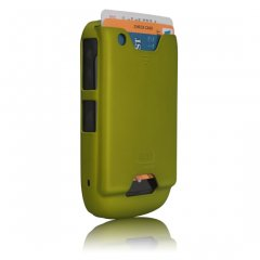 【ICカード収納ケース】 BlackBerry Curve 9300 ID Case Matte Green