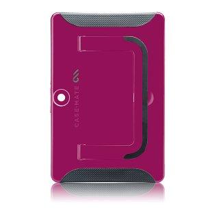【スタンド機能の付いたハードケース】 BlackBerry PlayBook/PlayBook 4G LTE - POP! Pink/Grey