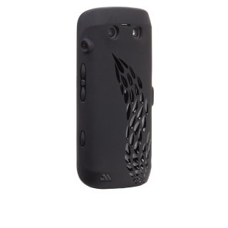 【シンプルなソフトケース】 BlackBerry Torch 9850/9860 Safe Skin Emerge Black
