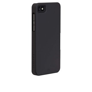 【スリムハードケース】 BlackBerry Z10 Barely There Case Matte Black