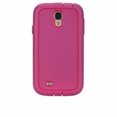 Case-Mate 【米軍規格クリア】 スマートフォン ケース (Galaxy S4) ハード スマホケース カバー [耐衝撃・ハイブリッド・二重構造]