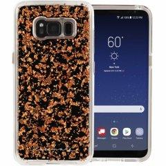 【Galaxy S8 ローズゴールドを大胆に使用したケース】 Galaxy S8 SC-02J/SCV36 Karat Case Rose Gold