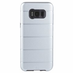 【Galaxy S8+ 2層構造でしっかりと保護】 Galaxy S8+ SC-03J/SCV35 Hybrid Tough Mag Case Space Grey/Black