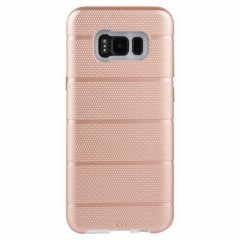 【Galaxy S8+ 2層構造でしっかりと保護】 Galaxy S8+ SC-03J/SCV35 Hybrid Tough Mag Case Rose Gold