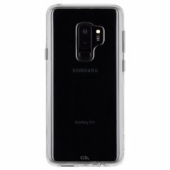 【Galaxy S9+専用 耐久性バツグンのシンプルなケース】Galaxy S9+ SC-03K/SCV39 Naked Tough - Clear
