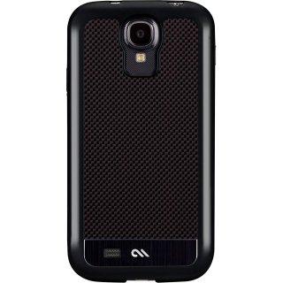 【本物のカーボンファイバーを使用のケース】 Galaxy S4 SC-04E Crafted Case Carbon Fiber  Black