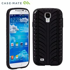 Galaxy S4 対応ケース Tread Case, Black