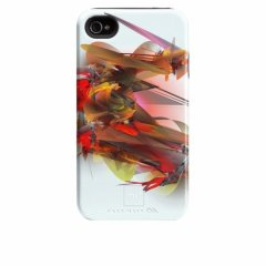 【衝撃に強いデザインケース】 iPhone 4S/4 Hybrid Tough Case Untangled