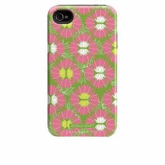 【衝撃に強いデザインケース】 iPhone 4S/4 Hybrid Tough Case Hara Pila Garden/Hollhi