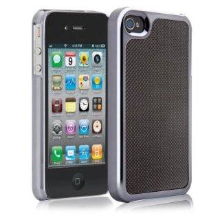 【カーボンファイバー使用のハードケース】 iPhone 4S/4 BT 2.0 Genuine Carbon Fiber Case