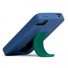 【スタンドが収納可能なケース】 iPhone 4S/4 Snap Case Marine/Emerald