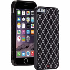 【iPhone6s Plus/6 Plus ケース 本物のカーボンファイバーを使用】 iPhone6s Plus/6 Plus Carbon Alloy Case Black / Titanium