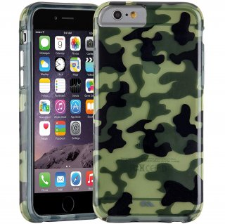 【iPhone6s/6 ケース 迷彩柄!】 iPhone 6s/6 Urban Camo Case