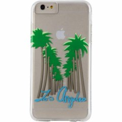 【iPhone6s/6 ケース デザイン・プリント】 iPhone6s/6 Hybrid Naked Tough City Print Los Angeles Beverly Hills