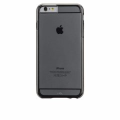【iPhone6s Plus/6 Plus ケース 2層構造で保護】 iPhone6s Plus/6 Plus Hybrid Tough Naked Case Smoke / Black