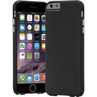 【iPhone6s Plus/6 Plus ケース 薄型 シンプル】 iPhone6s Plus/6 Plus Barely There Case Matte Black