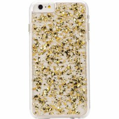 【iPhone6s Plus/6 Plus ケース 24金を大胆に使用!】 iPhone6s/6 Plus Karat Case Gold Leaf