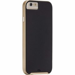 【iPhone6s Plus/6 Plus ケース デュアルレイヤーでスリム】 iPhone6s Plus/6 Plus Slim Tough Case Black/Gold