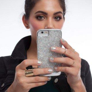 【iPhone6s Plus/6 Plus ケース 水晶を使用】 Brilliance Case Diamond ブリリアンス ケース ダイアモンド