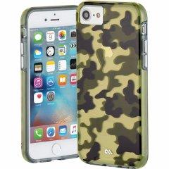 【iPhone8ケース 迷彩柄!】 iPhone 7/6s/6 Urban Camo Case