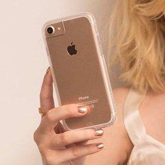 【iPhone8 スリムボディなのに耐衝撃性抜群!】iPhone8/7/6s/6 Naked Tough