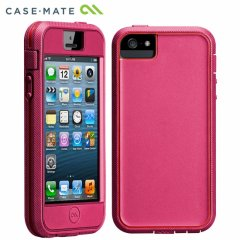 【MIL-SPEC標準準拠ケース】 iPhone 5 Tough Xtreme Case Lipstick Pink/Flame Red