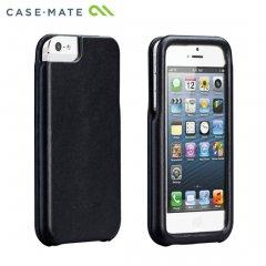 【本革使用のスリーブスタイルケース】 iPhone SE/5s/5 Signature Case Black