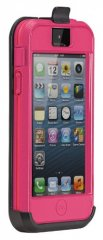 【MIL-SPEC標準準拠ケース】 iPhone 5 Tough Xtreme Case with Holster Pink/Red